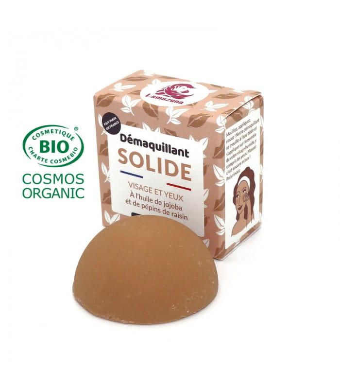 Lamazuna Kostka do demakijażu z olejem jojoba, bezzapachowa 30ml