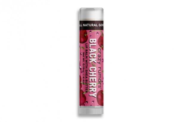 Crazy Rumors Naturalny balsam do ust Black Cherry 4,4ml