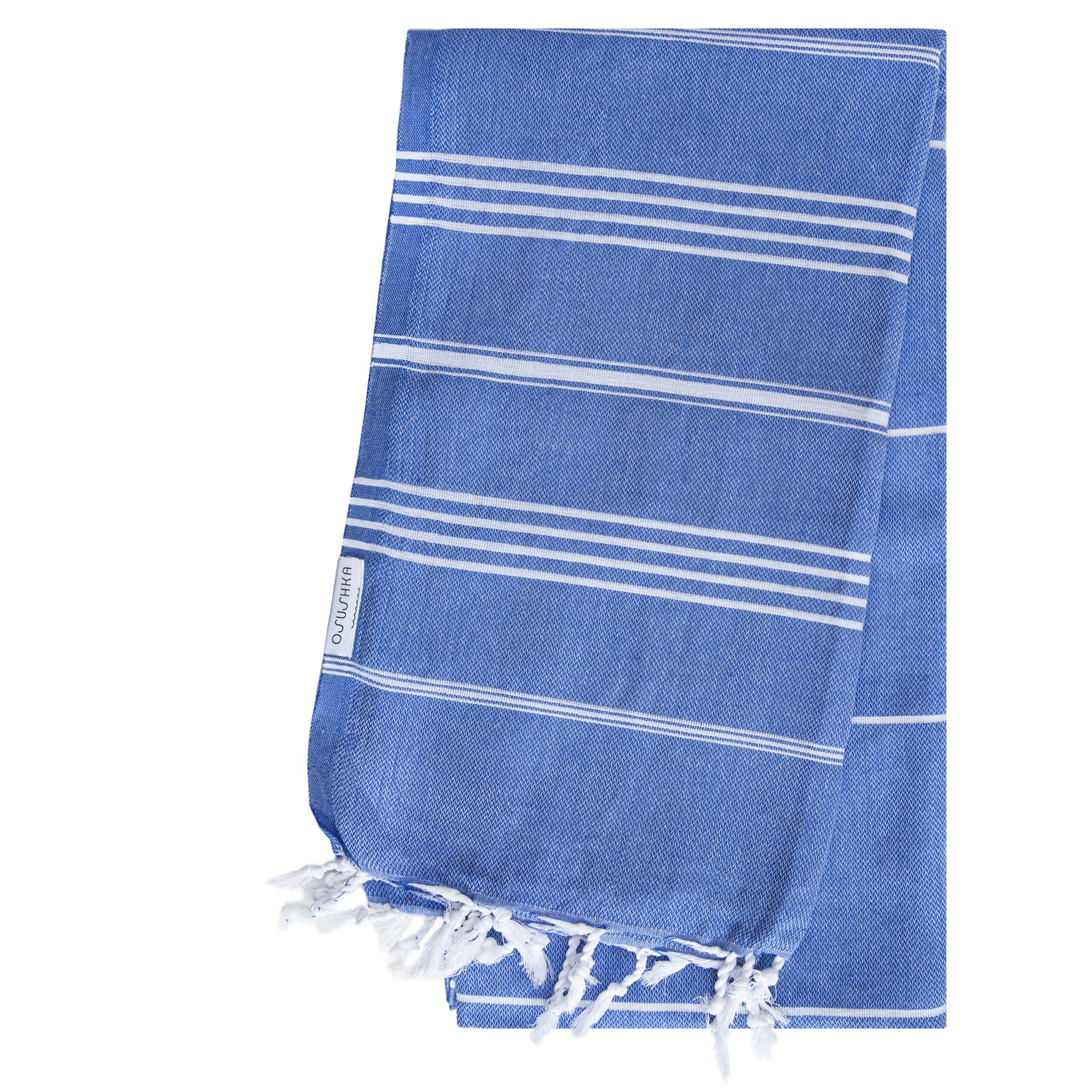 Osushka Wielofunkcyjny ręcznik turecki 100% bawełna Muhu