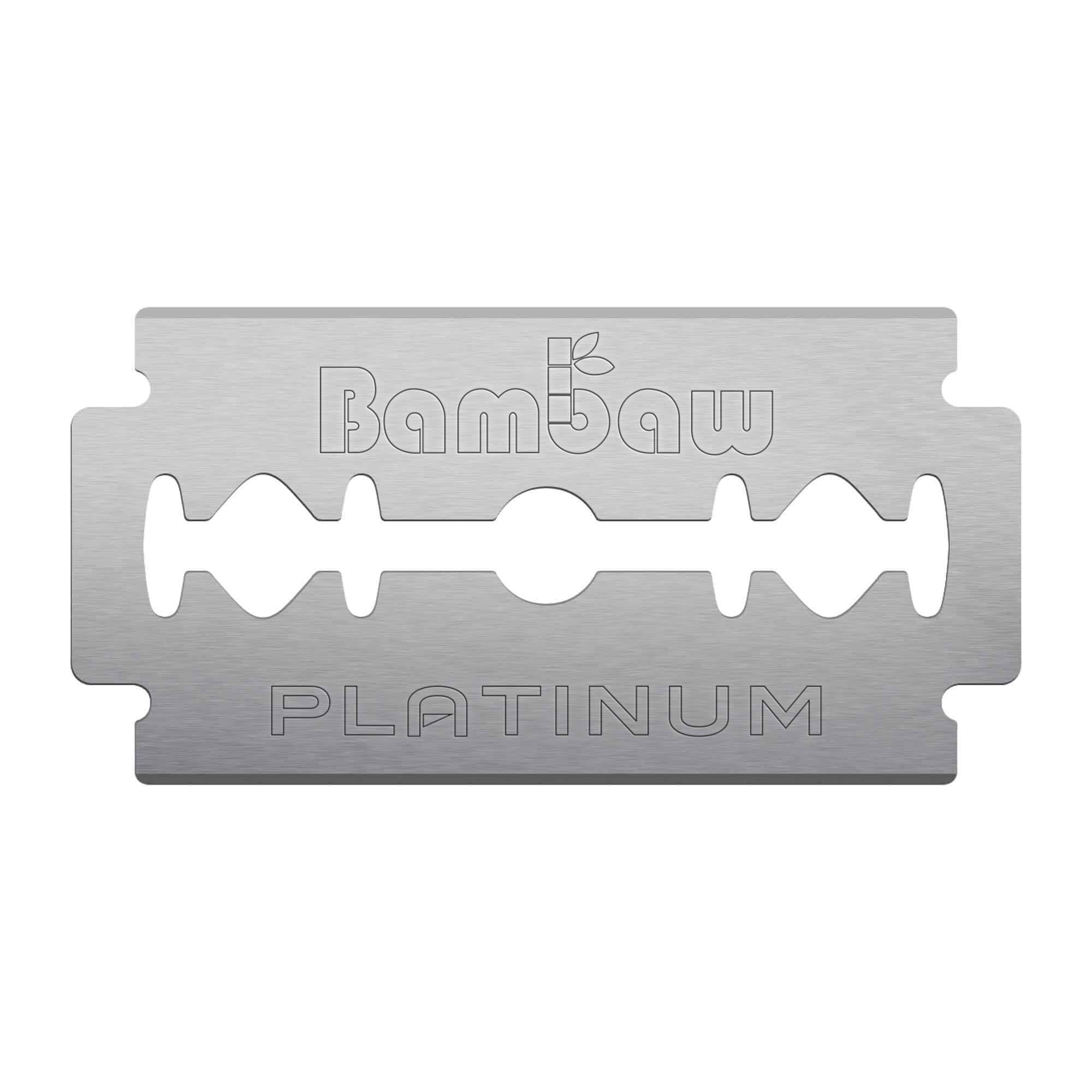 Bambaw Żyletki/Wkłady do maszynki 5 sztuk